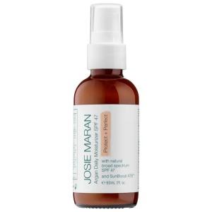 Best Fragrance Free Sunscreens, osie Maran Argan Daily Moisturizer Tinted SPF 47 Protect + Perfect