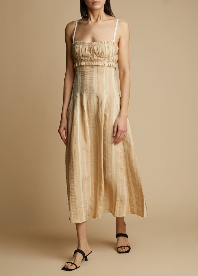 Khaite's Felicia Dress