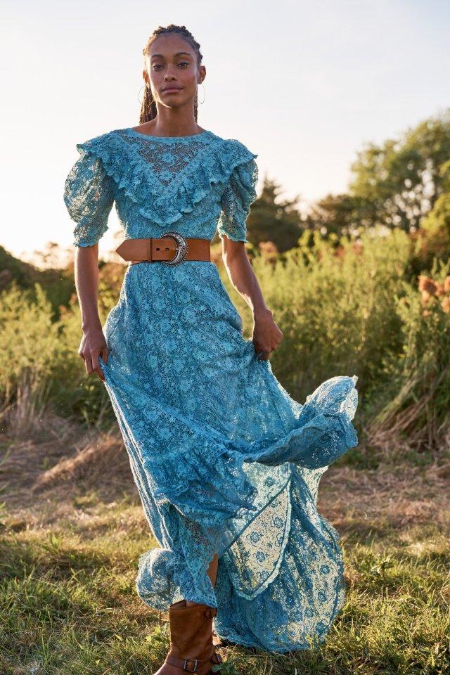 2021 Wedding Guest Dress Trend: LoveShackFancy