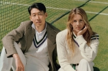 Lucy Campbell and Son Heung Min feature in the new Ralph Lauren Wimbledon campaign