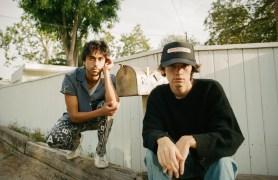 Anton Khabbaz and Dylan Jagger Lee of Motel 7