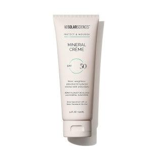 Los mejores protectores solares para pieles sensibles, MDSolarSciences Mineral Creme SPF 50 Sunscreen