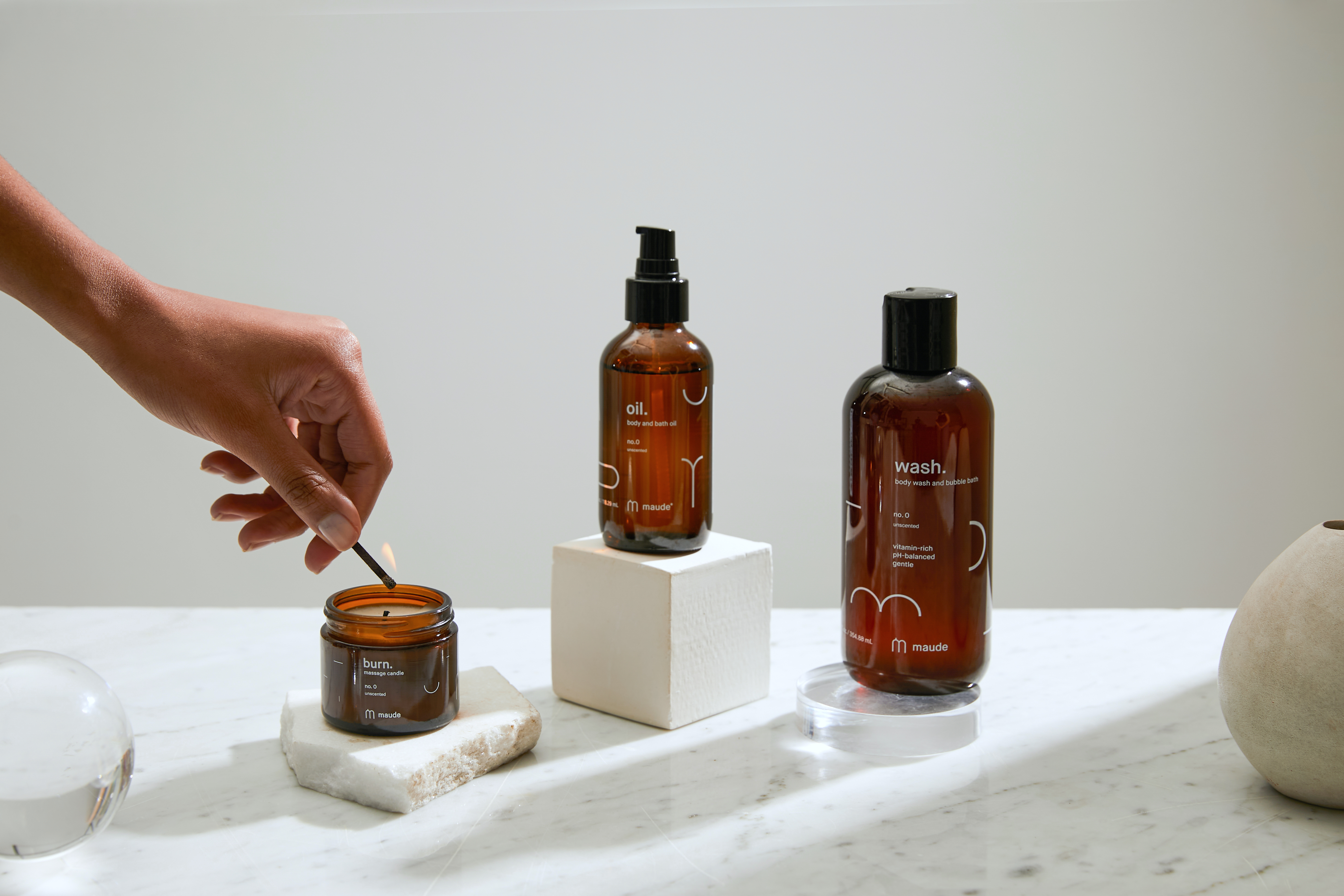 Maude products