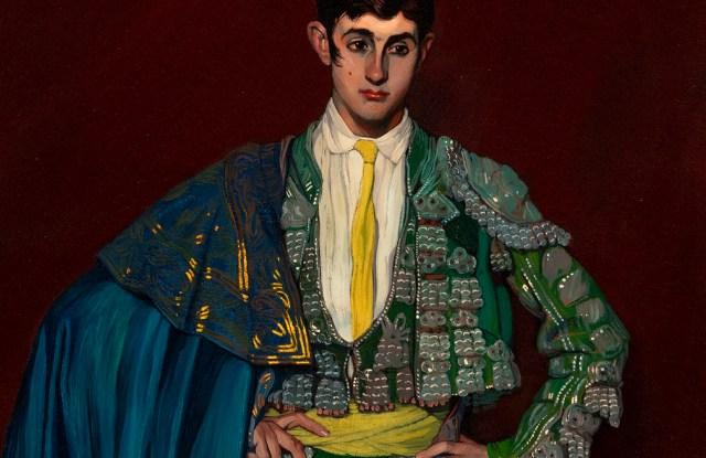 "Ignacio Zuloaga's ""The Bullfighter 'El Segovianito'"" from 1912."