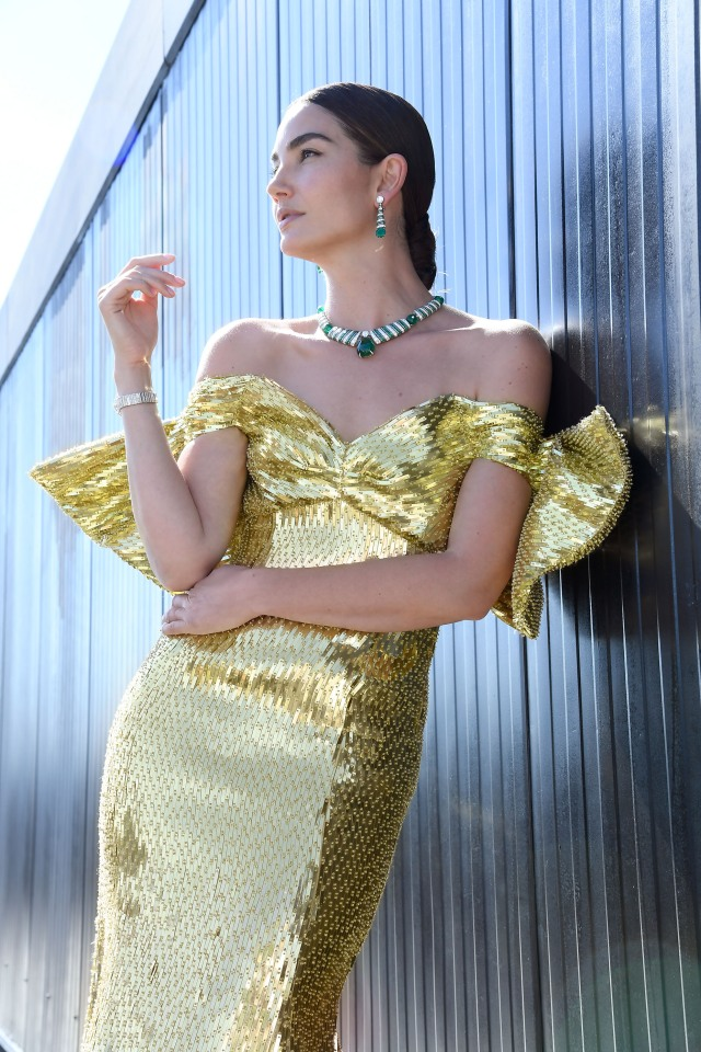 A look from Magnifica High Jewelry