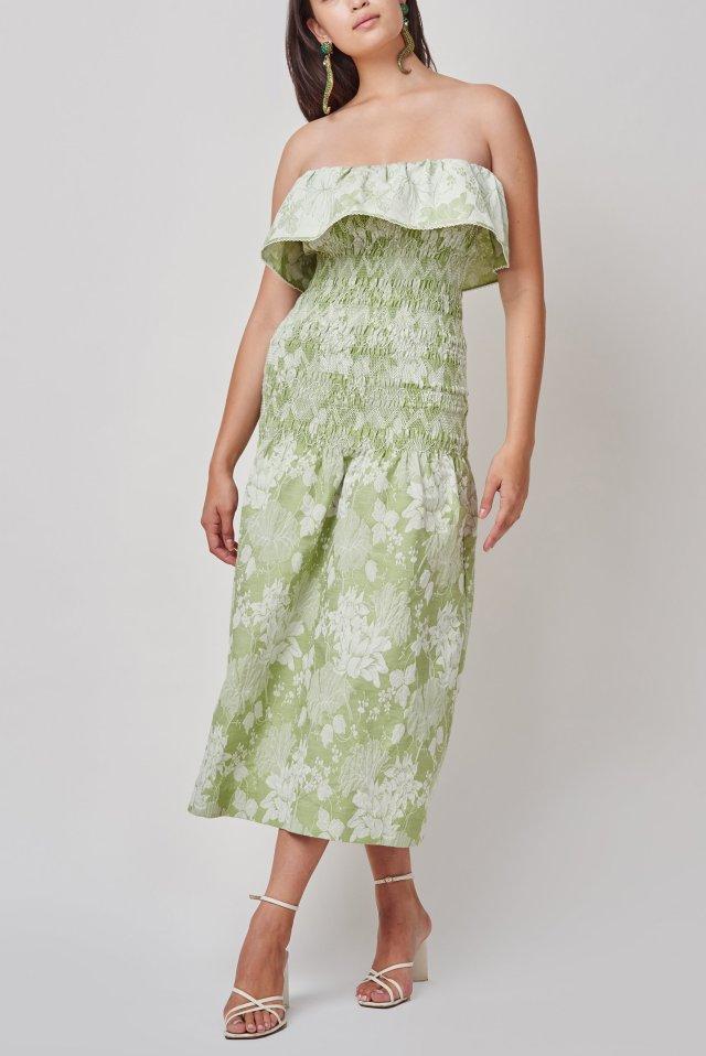 2021 Wedding Guest Dress Trend: Markarian