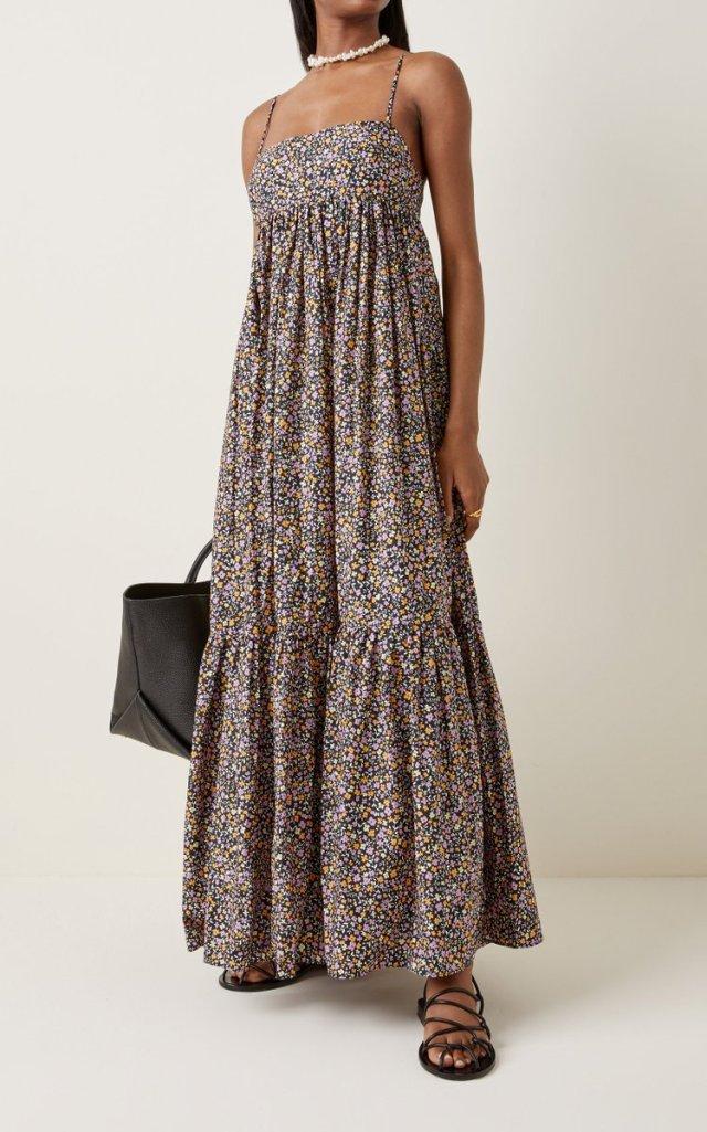 2021 Wedding Guest Dress Trend: Matteau