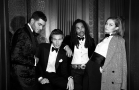 The Ralph's Club fragrance campaign