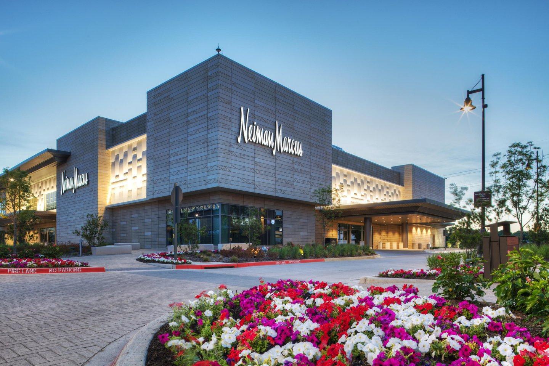 Neiman Marcus in Fort Worth, Texas.