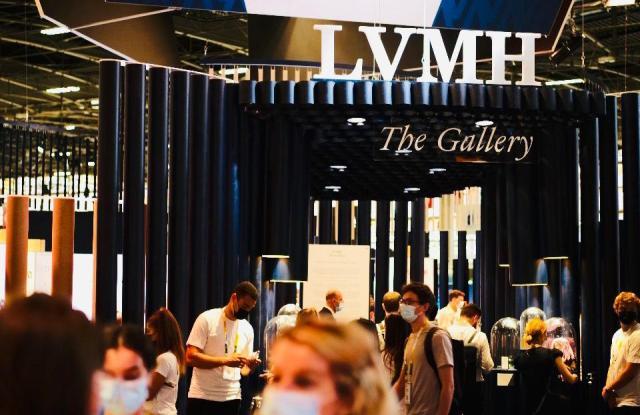 LVMH at Vivatech