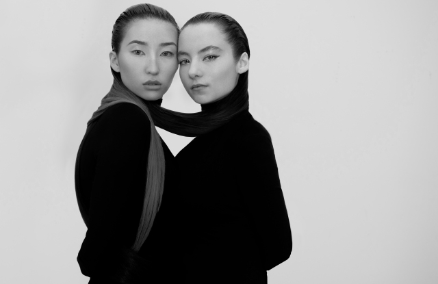 Auroboros designers Alissa Aulbekova and Paula Sello