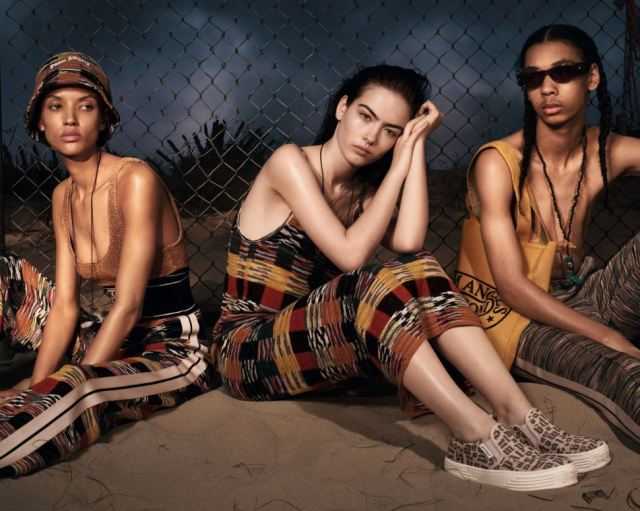 Palm Angels x Missoni Collection