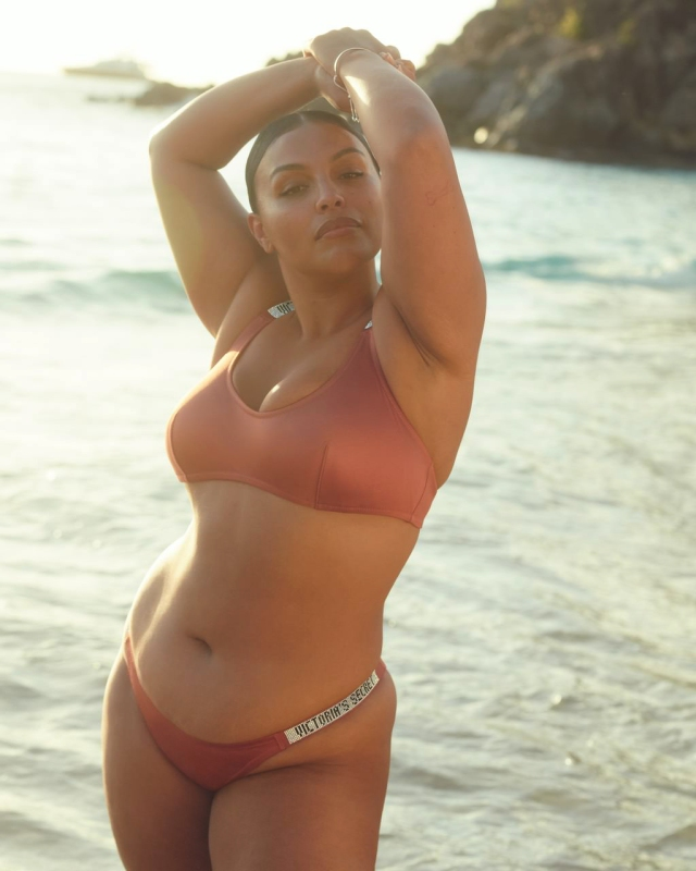 Paloma Elsesser Victoria's Secret