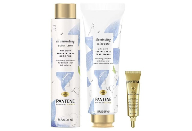 Best Color Care Shampoo and Conditioners, Pantene Color Care