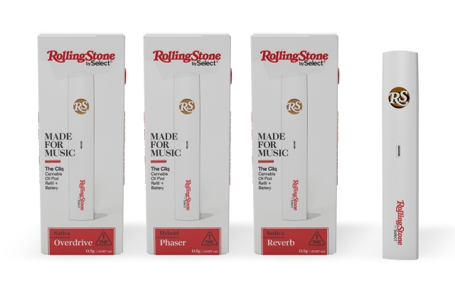 Rolling Stone and Select Pod System