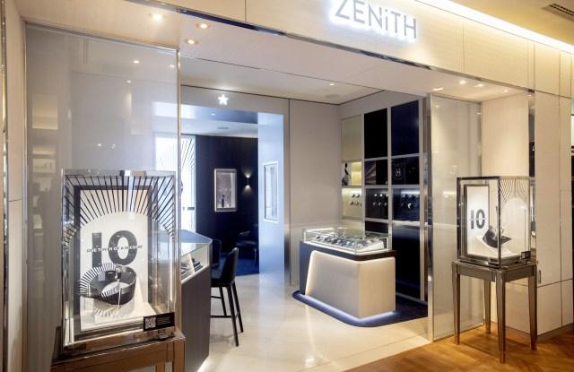 Zenith at Le Bon Marché
