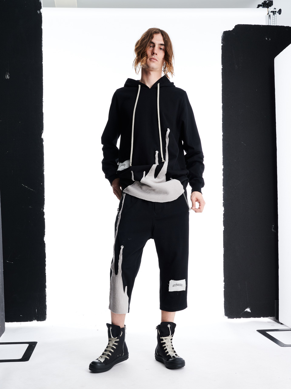Rick Owens sustainable capsule created in collaboration with Swampgod