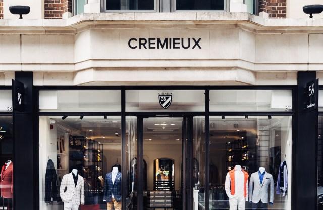Cremieux Savile Row