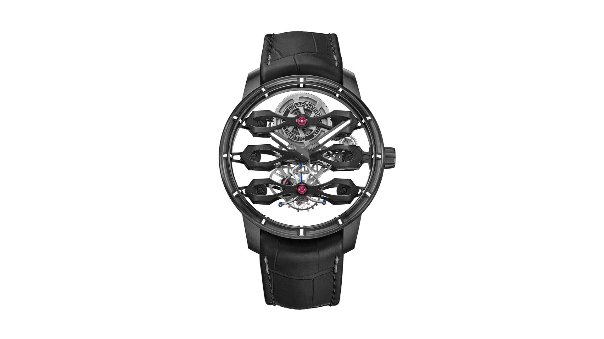 Girard Perregaux aston martin watch