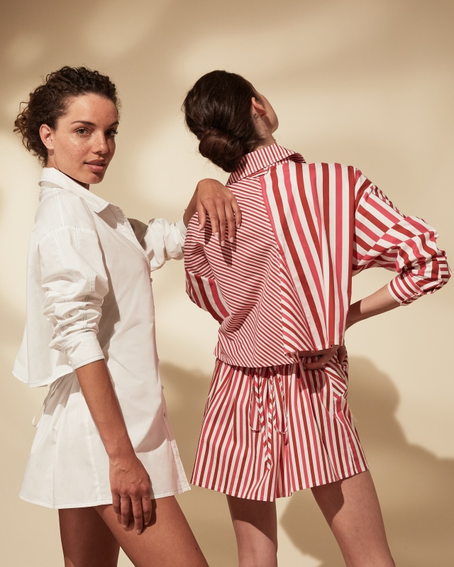 A look from Solid & Striped Resort 2022