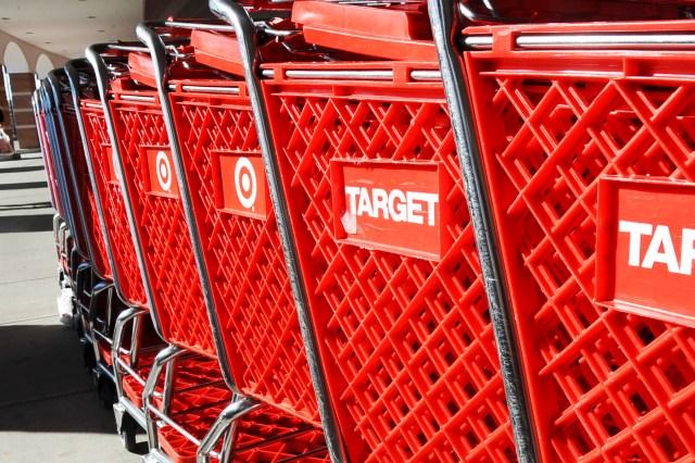Target in Danvers, Mass.