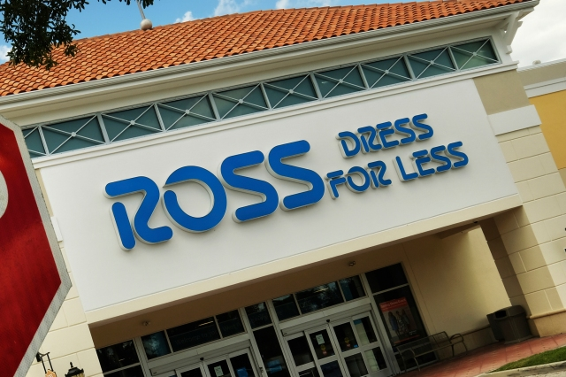 The Ross Dress For Less in Port St. Lucie, Florida.