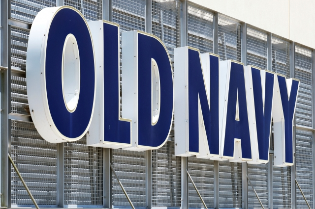 An Old Navy in Port St. Lucie, Florida.