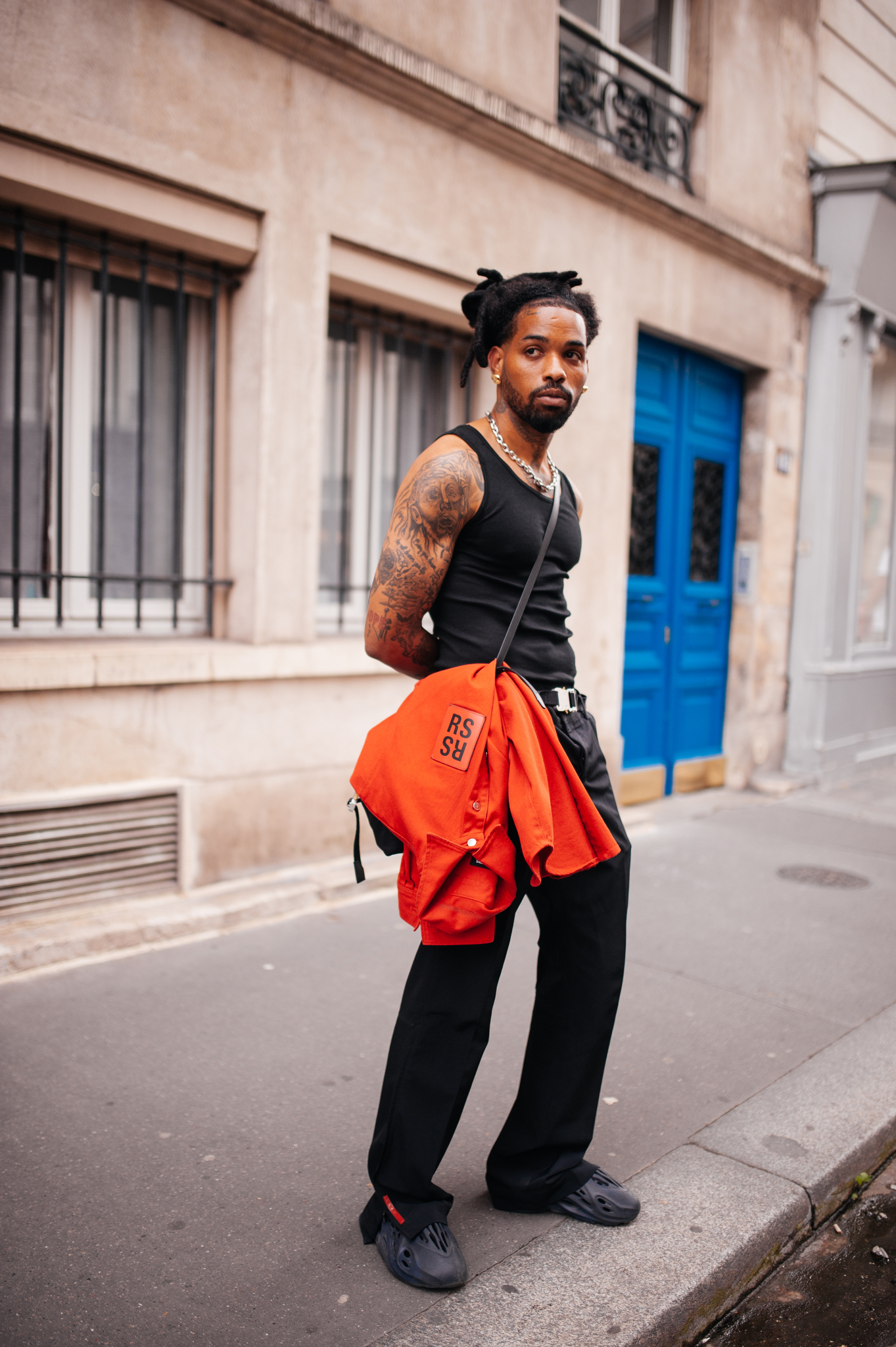 They Are Wearing: Paris Fashion Week Men's Spring 2022