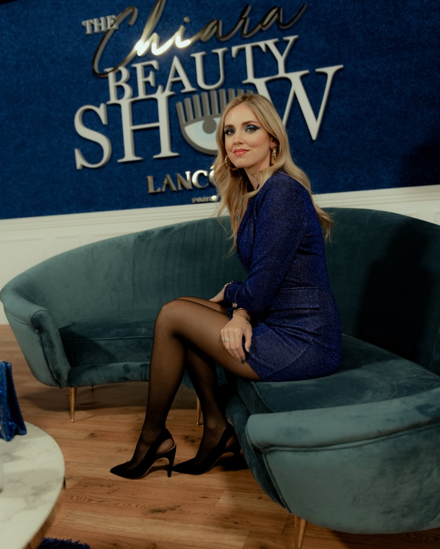 Ykon and MB New Media Agency collaborated in the past on a range of projects, including the organization of the Chiara Ferragni beauty live show event for Lancome