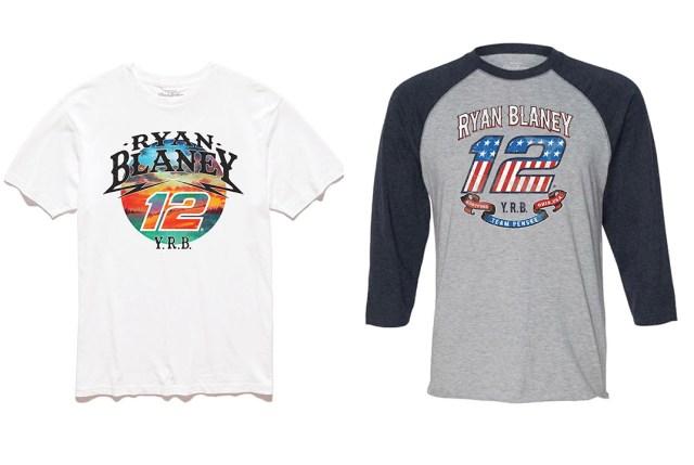 Flag & Anthem, Ryan Blaney and Team Penske capsule