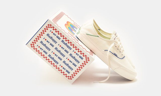 The Vault by Vans x Madhappy OG Style 43 LX sneakers.