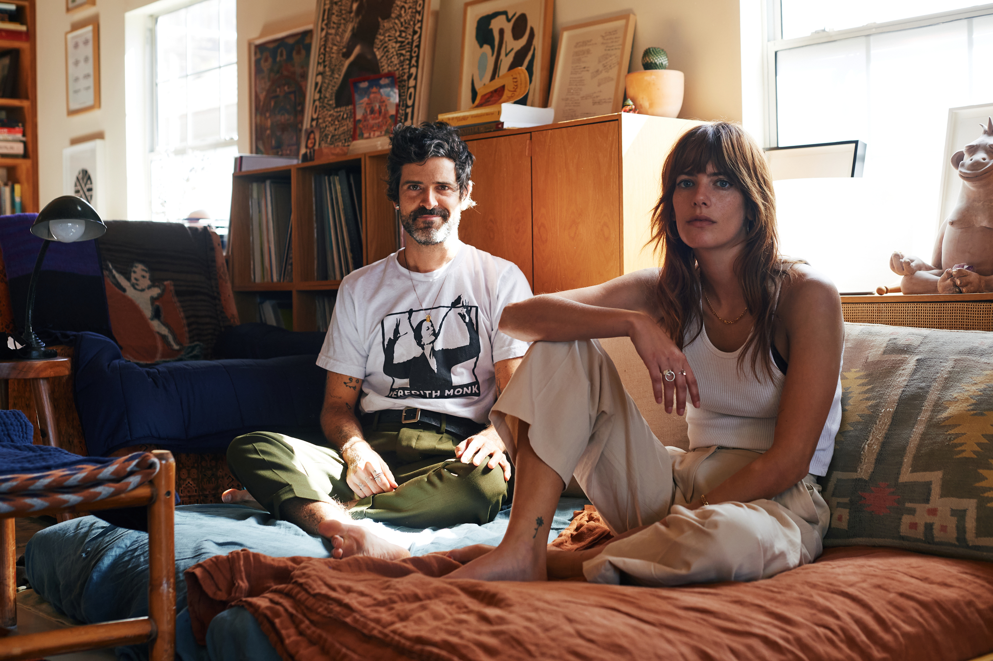 Devendra Banhart and Emily labowe