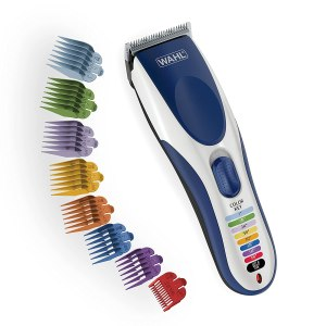 Wahl Color Pro Cordless Rechargeable Hair Clipper, best cordless hair trimmers