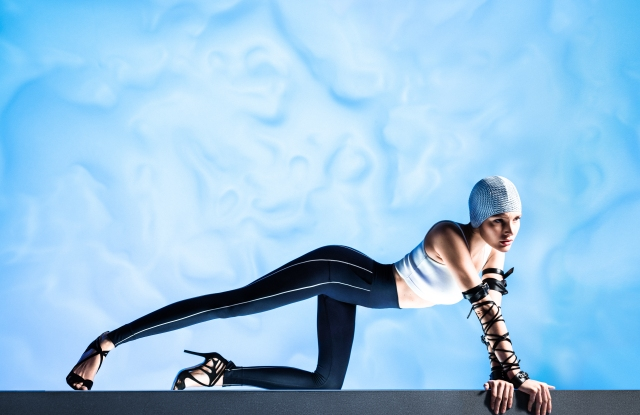 Swiss tights label Fogal is teaming up with Yannick Agnel for athletic  leisure wear