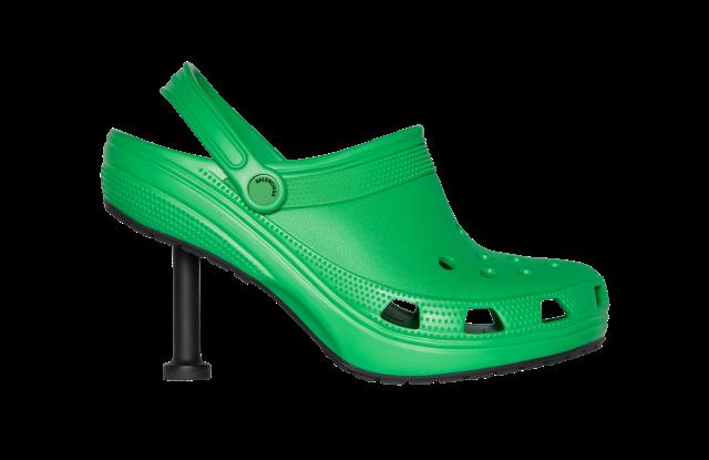 Balenciaga Crocs Collaboration: Photos