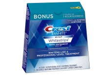 Get 44 Percent Off Crest 3D White Teeth-Whitening Strips for Amazon Prime Day 2021