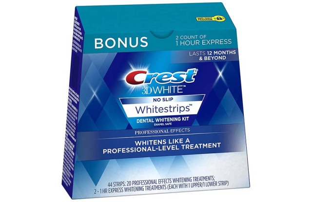 Best Whitening Strips for Amazon Prime Day 2021