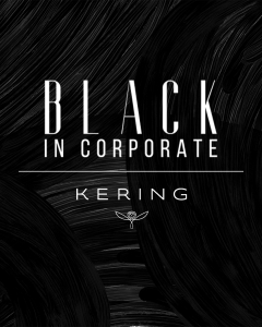 Black in Corporate x Kering