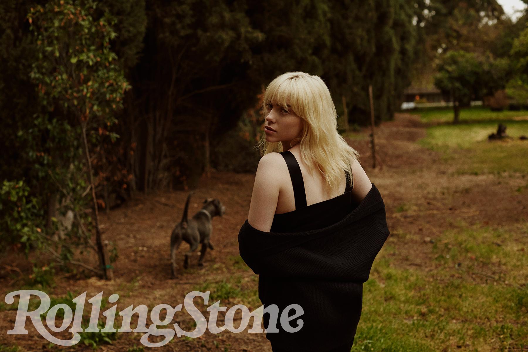 Billie Eilish Rolling Stone July Issue Details