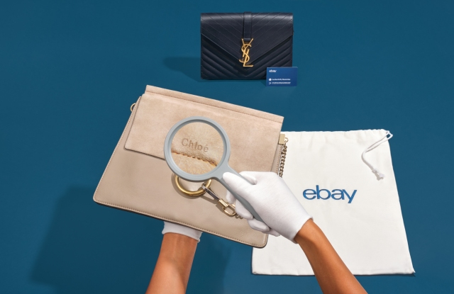 Ebay expands it Authentication Guarantee service to luxury bags.