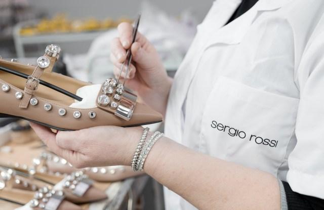 Sergio Rossi factory