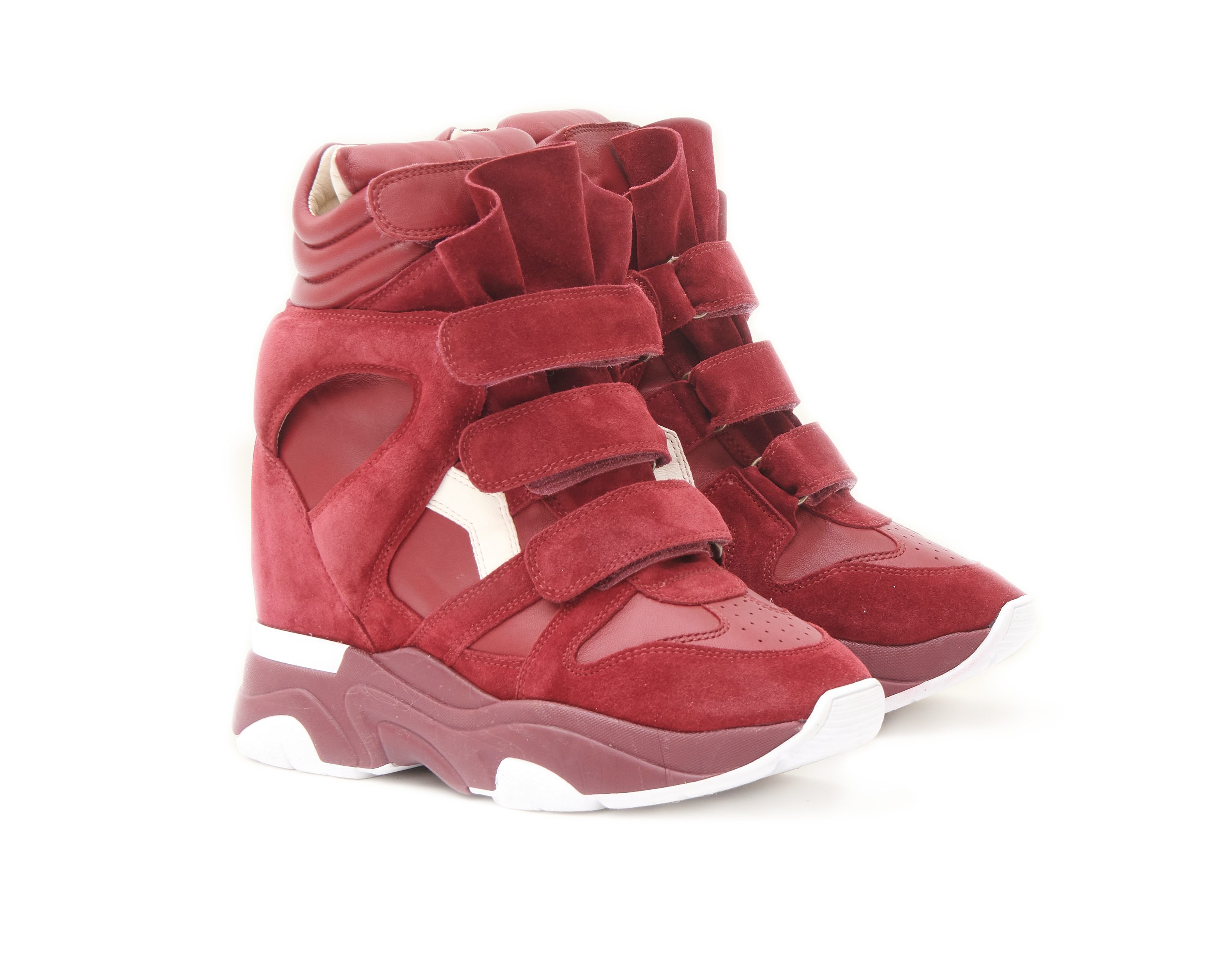 ایزابل مارانت کفش های کتانی جدید گوه: عکس