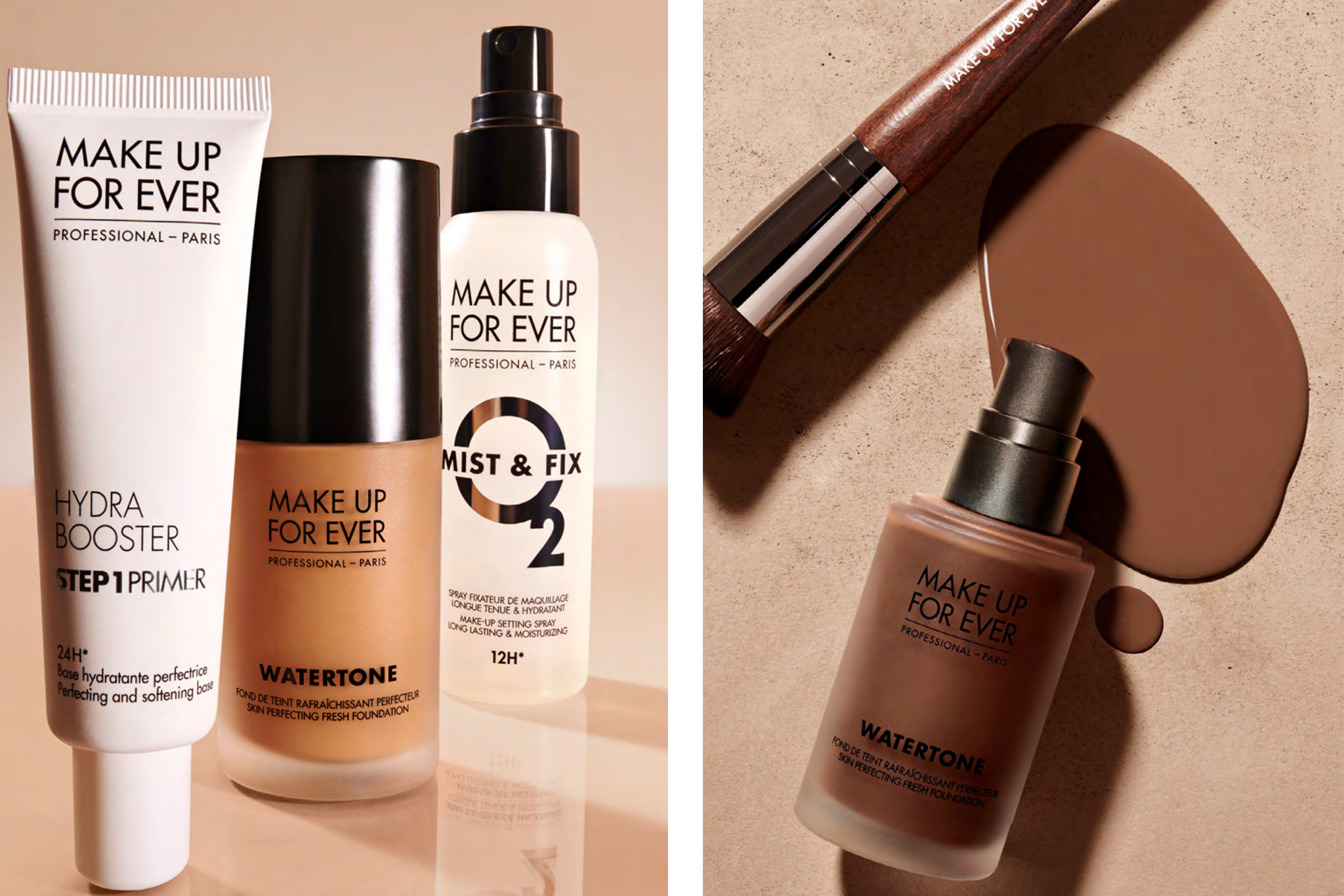 Make Up For Ever products