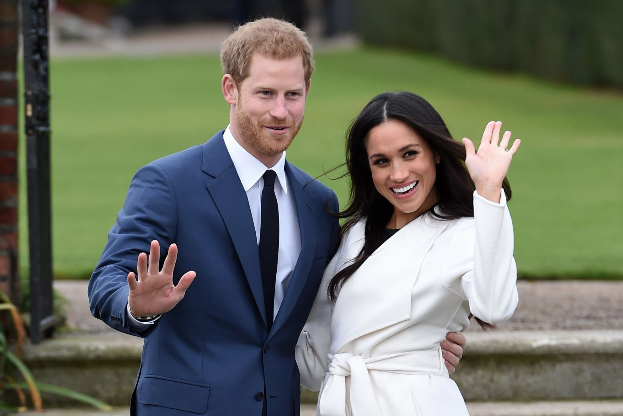 Meghan Markle Gives Birth to Daughter