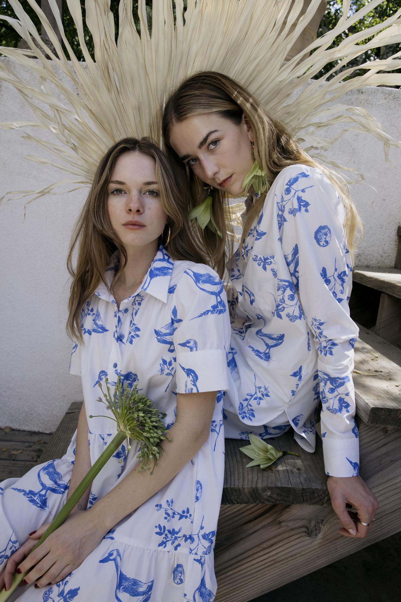 Grace Johnson and Stella Banderas.