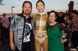 Humberto Leon, Jaime Xie of Bling Empire and Wendy Leon