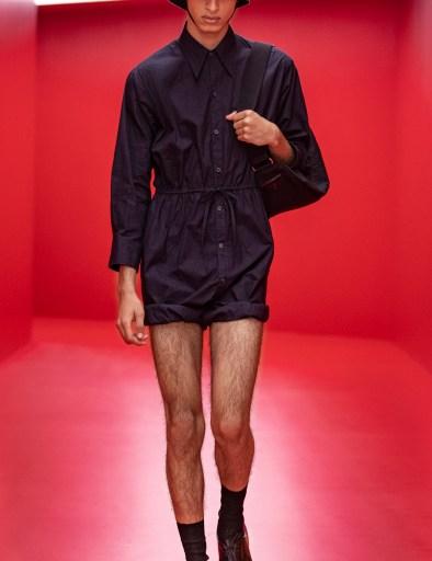 Prada Men's Spring 2022