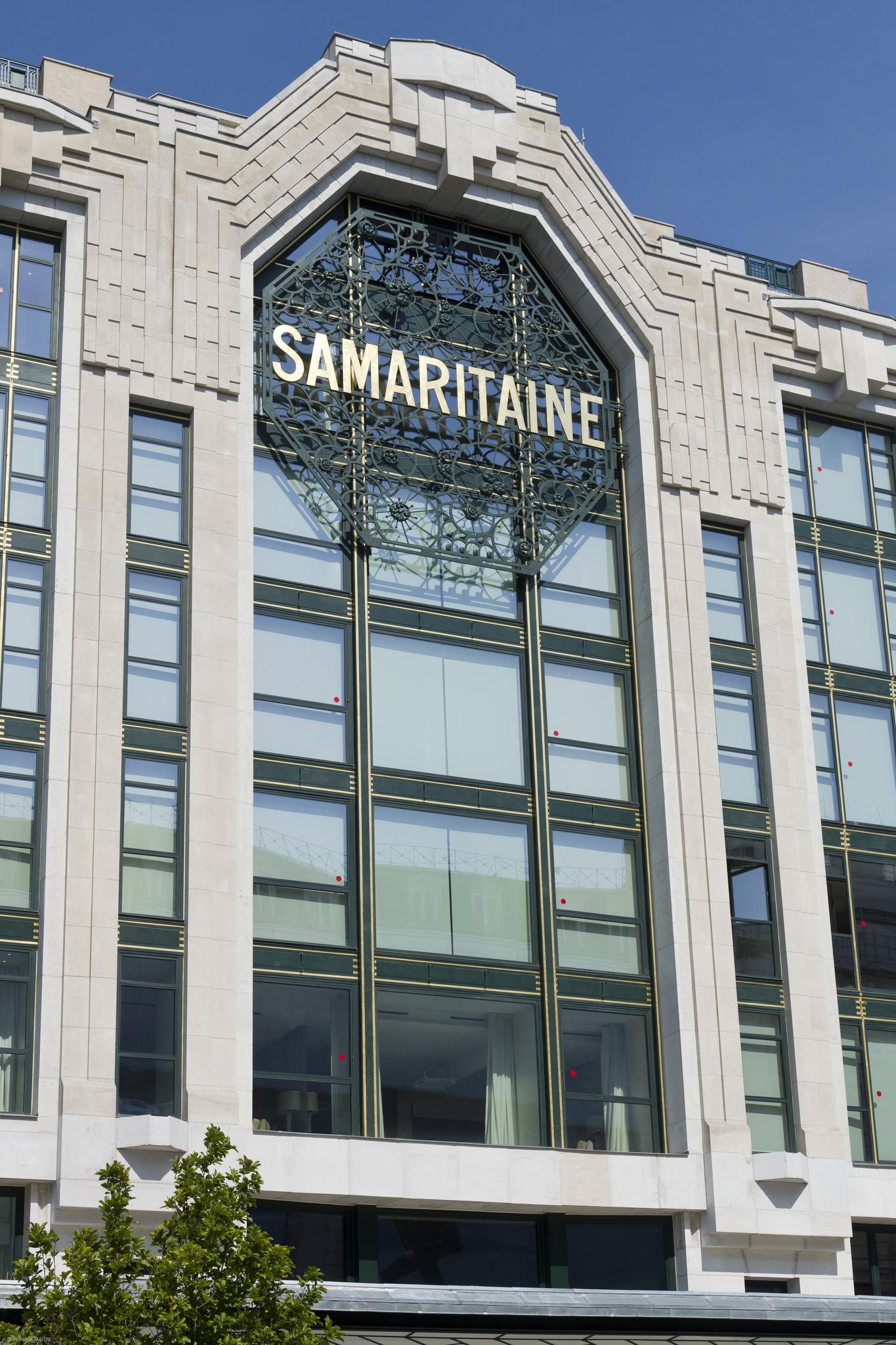 Inside the Temple of Parisian Lifestyle: Pictures of La Samaritaine