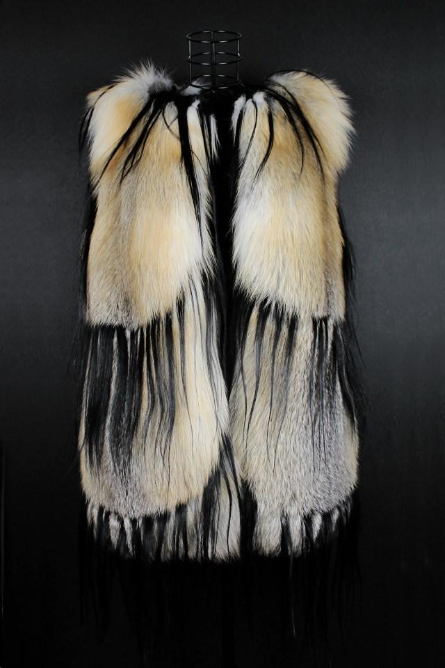Fur piece from L'Avant Coureur