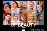 Sephora is partnering with Zalando.